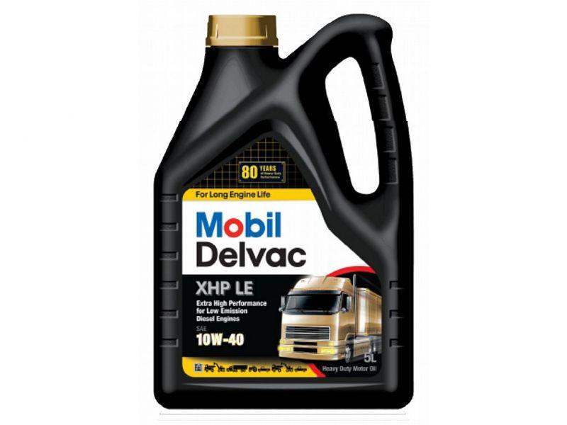 Mobil Delvac Lcv 10W40